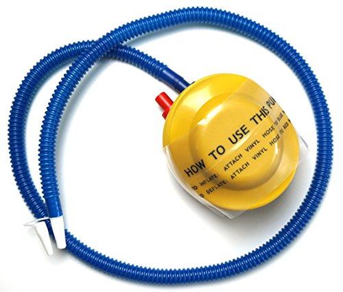 Good Times Gymnastikball, anti burst, Yogaball, Pilatesball, Fitnessball, Sitzball mit Pumpe, rutschfest, berstsicher (65cm Hellgrün) - 7