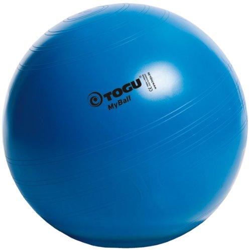 TOGU Gymnastikball My-Ball 55 cm Blau
