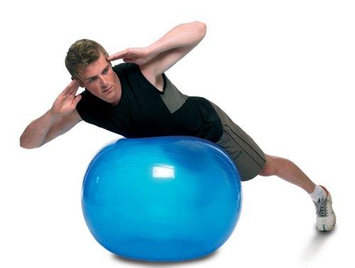TOGU Gymnastikball My-Ball 55 cm Blau - 2