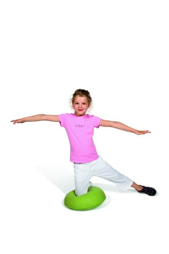 TOPSTAR Drehhocker Sitness Junior Half Ball, pink - 6
