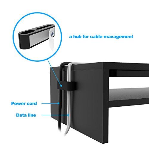 1home Bildschirmständer Notebooktisch Notebookständer Laptopständer Computertisch - 4